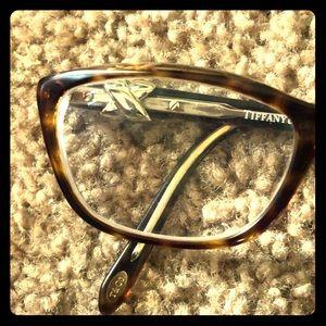 Tiffany & Co tortoise X Motif Flex hinge TF 2014